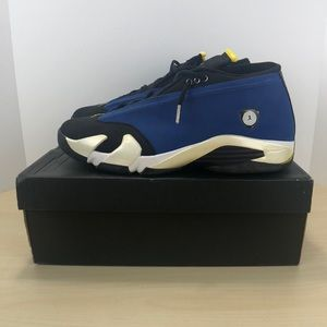 Air Jordan 14 Retro Low Laney 2015